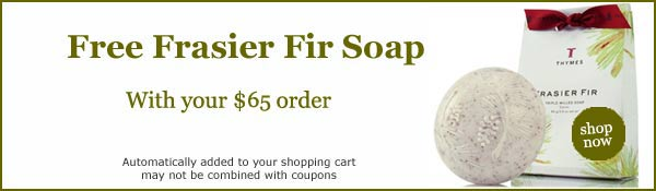 Free Frasier Fir Soap