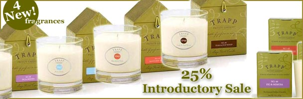 Trapp Candles Sale